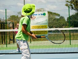 P&C Tennis Fun Day